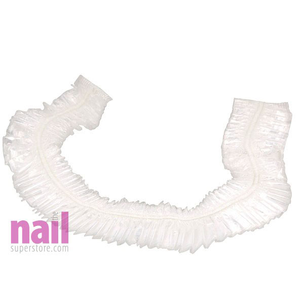 ProMaster Premium Disposable Plastic Liners For Pedicure Spa Chair & Tub - NEW 400-ct | Clear