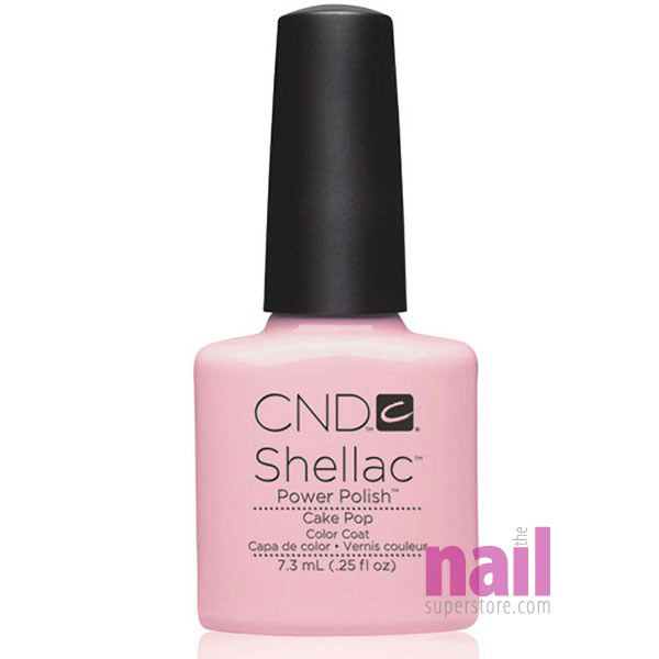 Cnd Shellac Gel Nail Polish Cake Pop 1 4 Oz 7 39 Ml