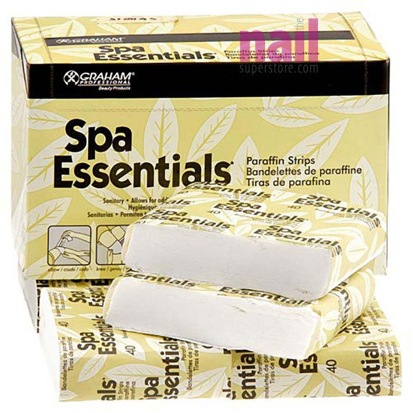Paraffin Wax Treatment Strips | Highly Absorbent Material