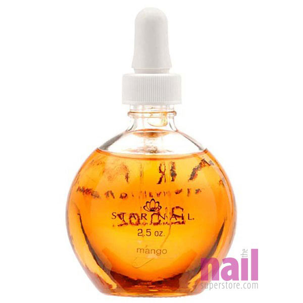 Starnail Scented Cuticle Oil Mango The Nail Superstore