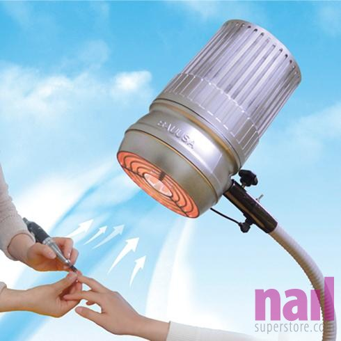 Sunflower II Nail Dust Collector 20 Watts
