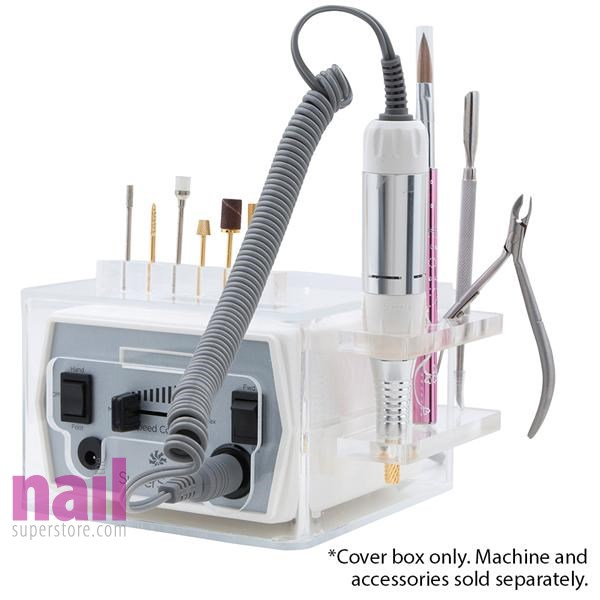 SuperSonic3 Electric Nail File Protector Cover Box | Prevents ...