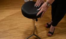 Peachy Eurostyle Portable Pedicure Spa Foot Rest Height Adjustable Black Each Caraccident5 Cool Chair Designs And Ideas Caraccident5Info