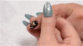3D Japanese Nail Art - Dangle Bow Charm