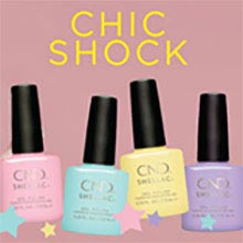 CND Shellac Gel Nail Polish