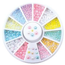 New! Nail Art Wheel Collection