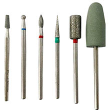 NEW! Professional Russian Nail Bits Set