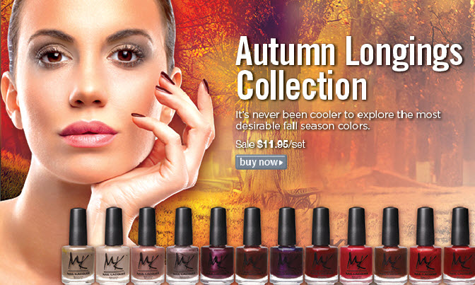 Autumn Longings Collection