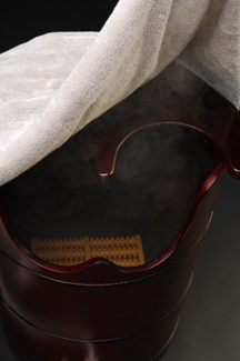 Innovative Portable Steam Pedicure Sauna Get Your Red