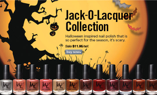 Jack-O-Lacquer Collection