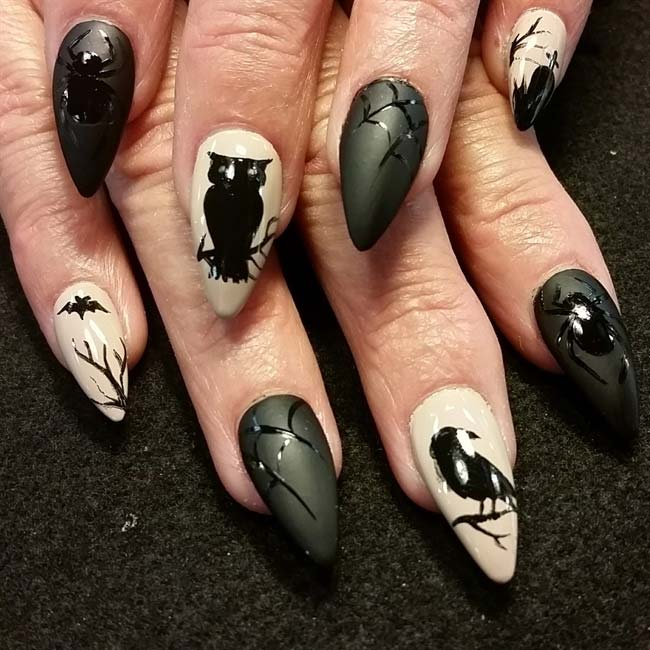 Try These 3 New Products For Amazing Halloween Nail Art ...