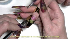 Artisan Ultra Crystal Clear - Clay Cane & Nail Art Glitter Part 1